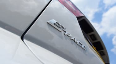 Jaguar E-Pace - E-Pace badge