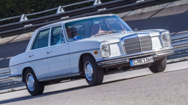 70 years of Mercedes E-Class - W114