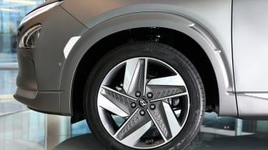 Hyundai NEXO - wheel