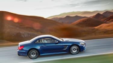 Mercedes SL facelift 2015 11