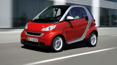 Smart ForTwo Pure MHD