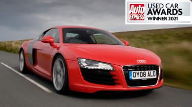 Best used sports car 2021Audi R8