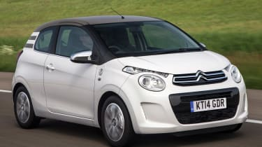 Citroen C1 - cheapest cars to run