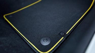 Volvo XC60 recycled plastic floor matt
