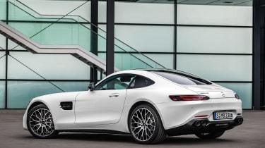 Mercedes-AMG GT - rear static