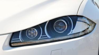 Jaguar XF light