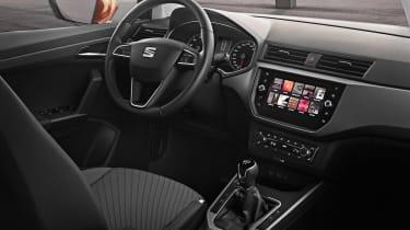 New SEAT Arona 1.6 TDI - dash
