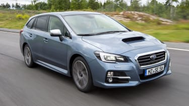 The Subaru Levorg will be perfect for loyal customers looking to upgrade their Legacys.