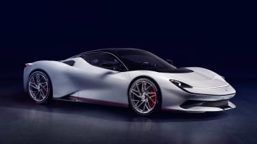 Pininfarina Battista - front static