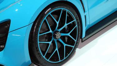 Zenvo TS1 GT Geneva - wheel detail