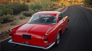 Lot 96 – 1961 Maserati 3500 GT Coupe