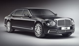 Bentley Mulsanne Extended Wheelbase Limited Edition - front 3/4 static