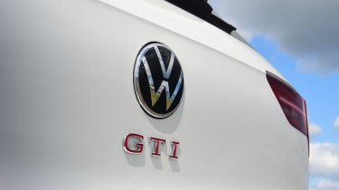 Volkswagen Golf GTI Clubsport - badge
