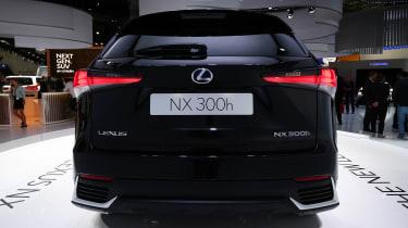 Frankfurt - Lexus NX 300h - boot