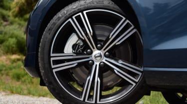 Volvo V60 - wheel