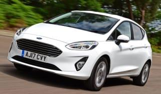 Best small cars - Ford Fiesta