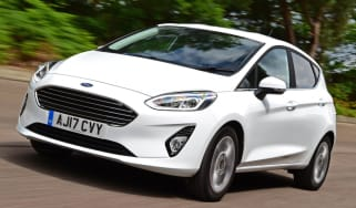 Best small cars - Ford Fiesta