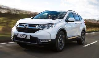 Honda CR-V hybrid - front