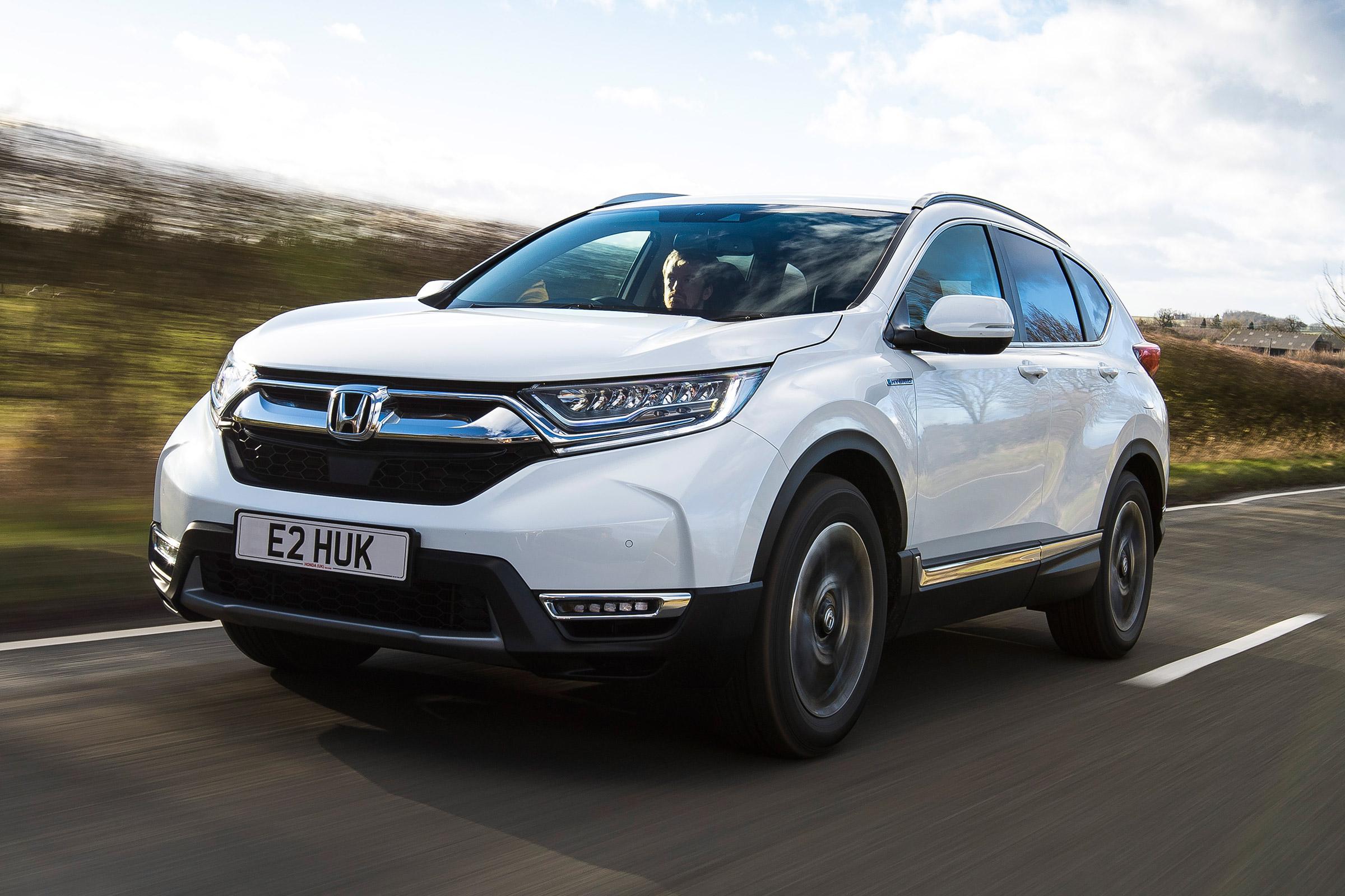 Kelebihan Honda Cr V 2019 Hybrid Perbandingan Harga