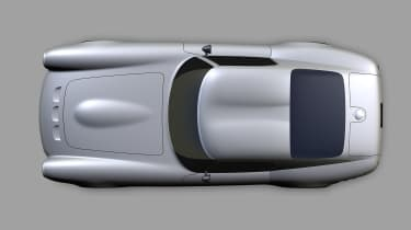 GTO Engineering Project Moderna - roof