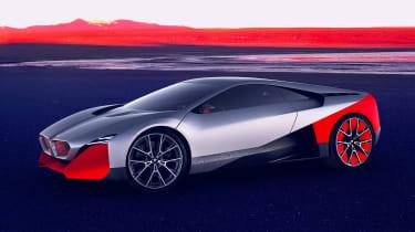 BMW Vision M NEXT concept - front static