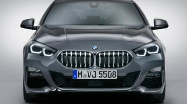 BMW 220d Gran Coupe  - front static