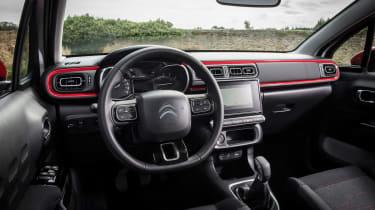 Citroen C3 2016 - interior