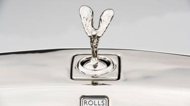 Rolls-Royce Phantom - spirit of ecstasy