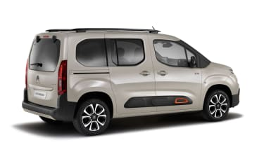 New Citroen Berlingo - rear