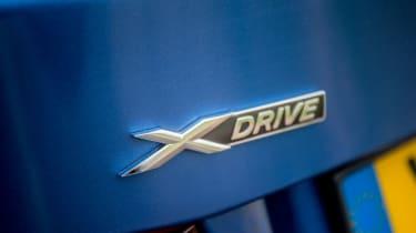 BMW 3 Series Touring - xDrive badge