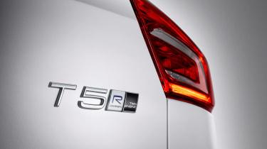 Volvo XC40 hybrid - badge