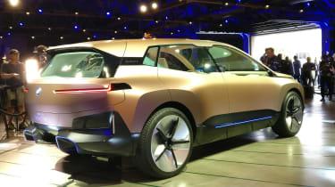 BMW Vision iNEXT -  LA Motor Show - rear