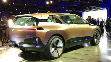 BMW Vision iNEXT -  LA Motor Show - rear