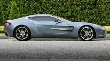 Aston Martin One-77 profile
