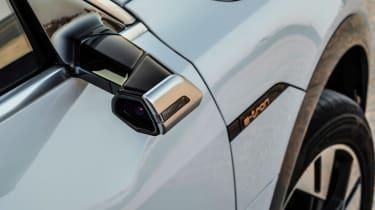 Audi e-tron - camera