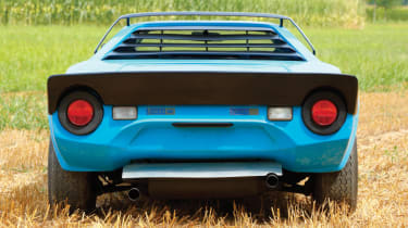 Cool cars: the top 10 coolest cars - Lancia Stratos rear
