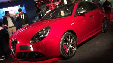 New Giulietta facelift
