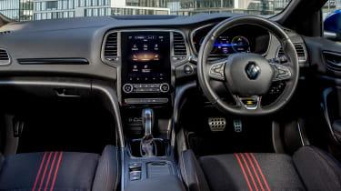 Renault Megane E-Tech PHEV - dash