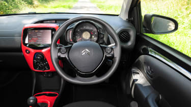 Used Citroen C1 - dash