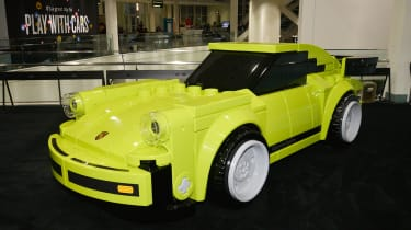Lego Porsche - LA Motor Show