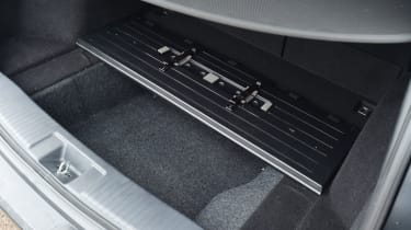 Honda HR-V - underfloor storage