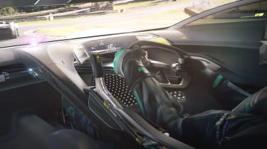 Jaguar Vision GT concept - driving