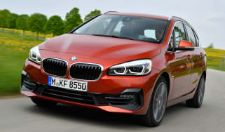 BMW 2 Series Active Tourer facelift - front