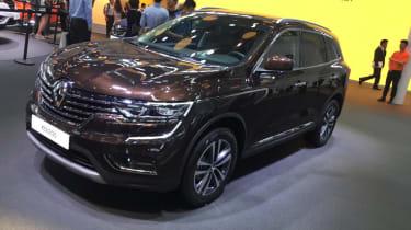 Renault Koleos - Beijing Show front three quarter