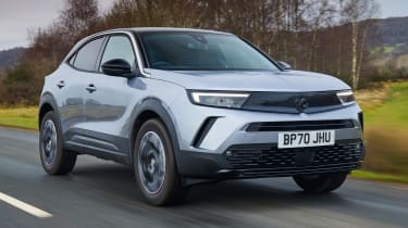 Vauxhall Mokka - front