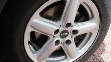 Used MINI Countryman - wheel