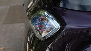 Renault ZOE R110 - rear lights