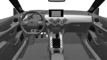 DS 3 Crossback patent leak interior