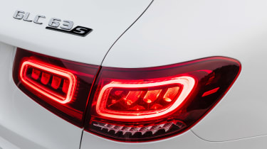Mercedes-AMG GLC 63 - rear lights