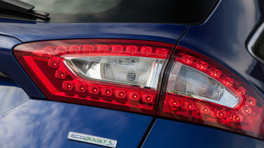 Ford Mondeo Estate 1.5 EcoBoost 2014 taillight